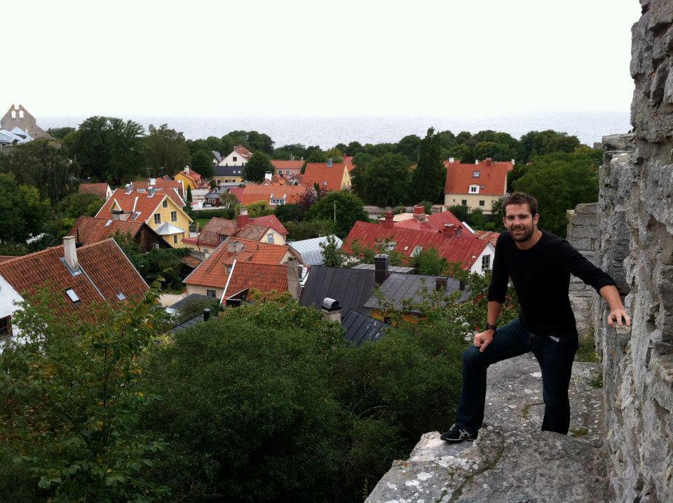 Visby, Gotland, Jon Blomquist
