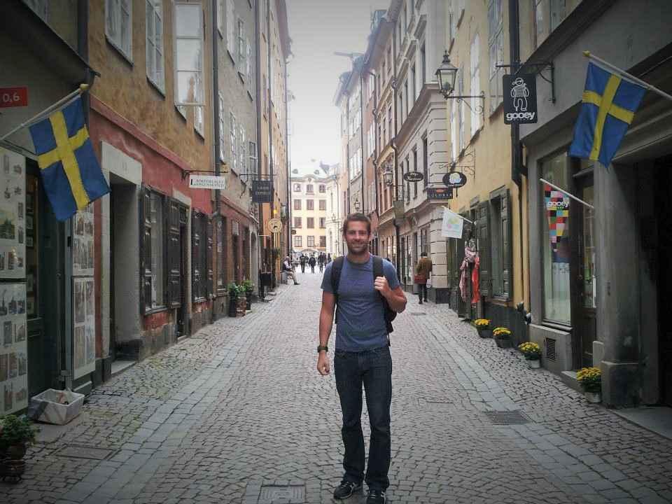 Stockholm, Sweden, Jon Blomquist