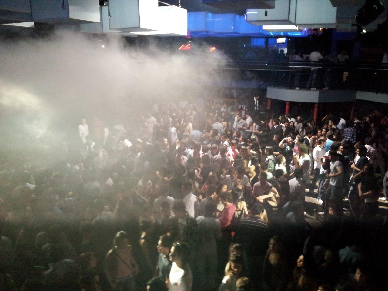 Mendoza nightclub