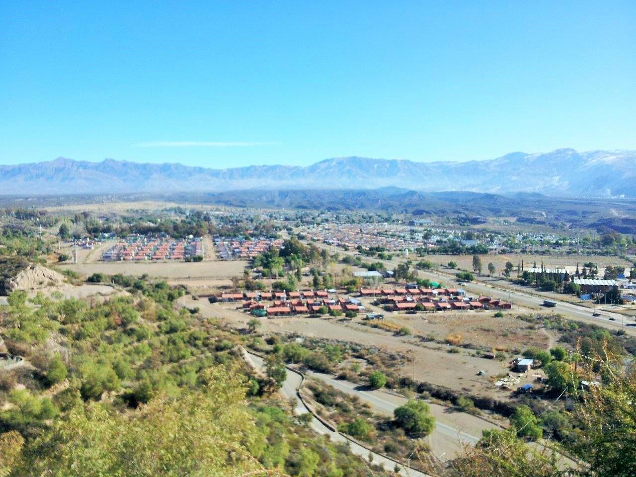 Mendoza skyline