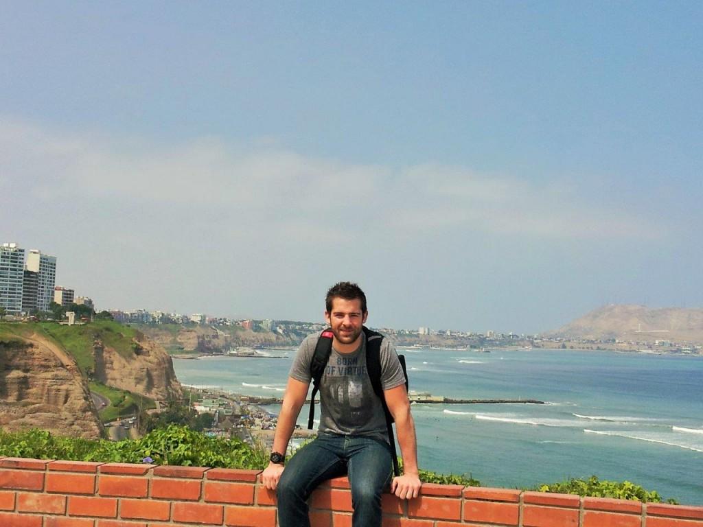 Jon Blomquist, Lima, Peru