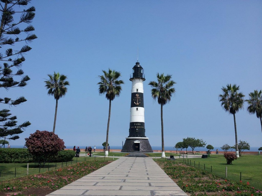 Lighthouse Lima