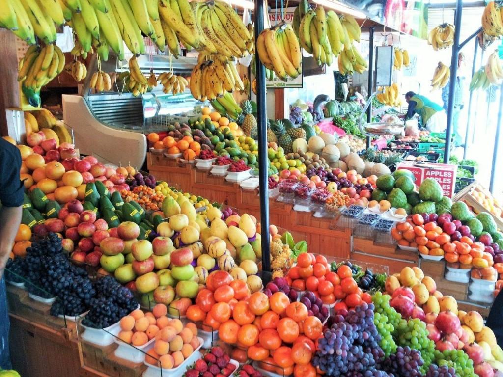 Lima, Peru market
