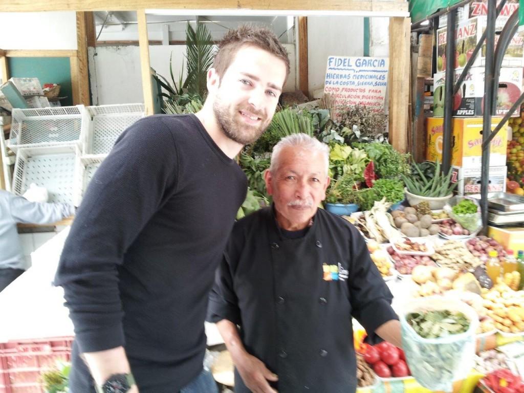 Lima, Peru market, Jon Blomquist
