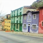 Wandering Around Valparaiso, Chile