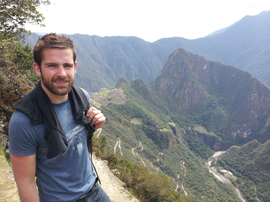 Jon Blomquist, Machu Pichu