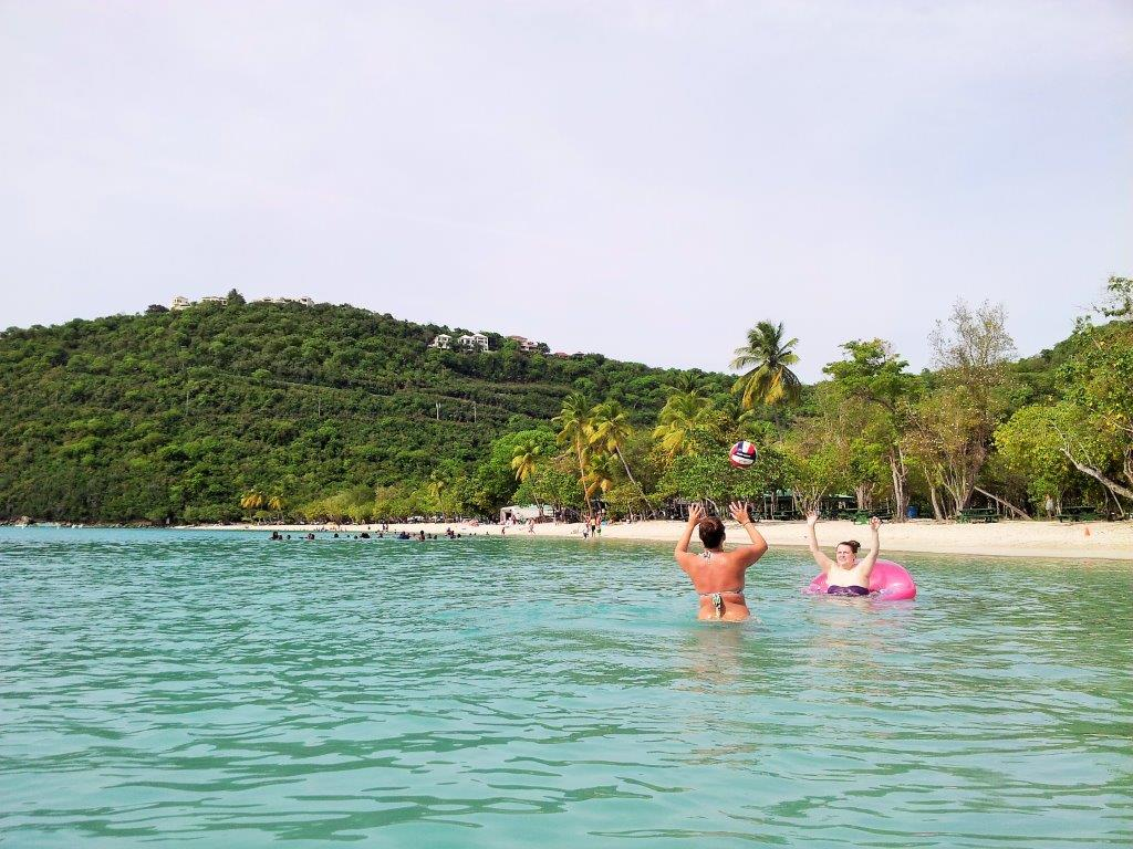 Magen's Bay, St Thomas
