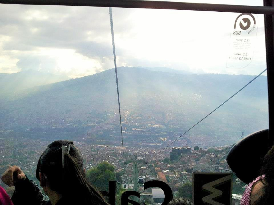 Medellin Cable Car