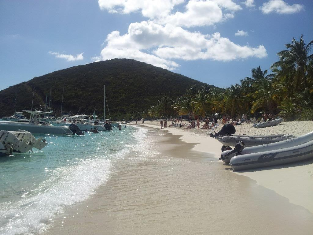 Soggy Dollar, White Bay, Jost Van Dyke