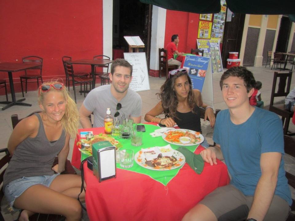 Jon Blomquist, Immersion Traveling, Nicaragua