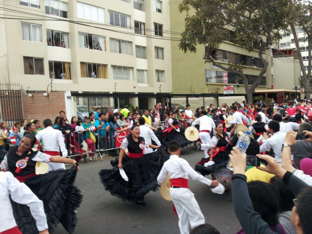 Lima Parade