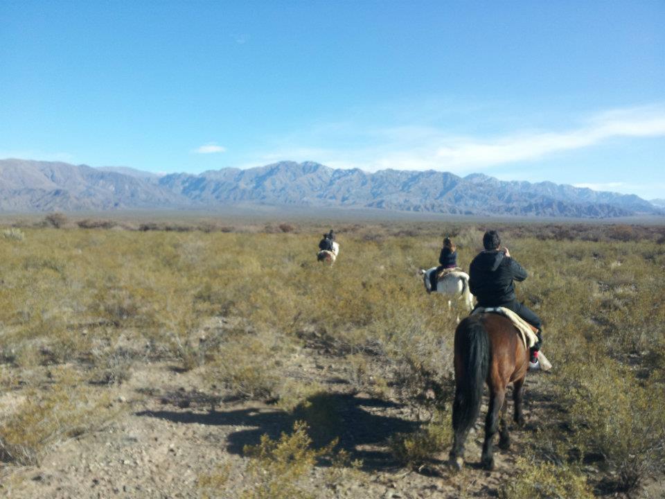 Mendoza Horseback Tour