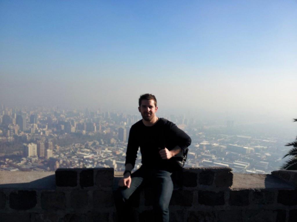 Jon Blomquist Parque Metropolitano