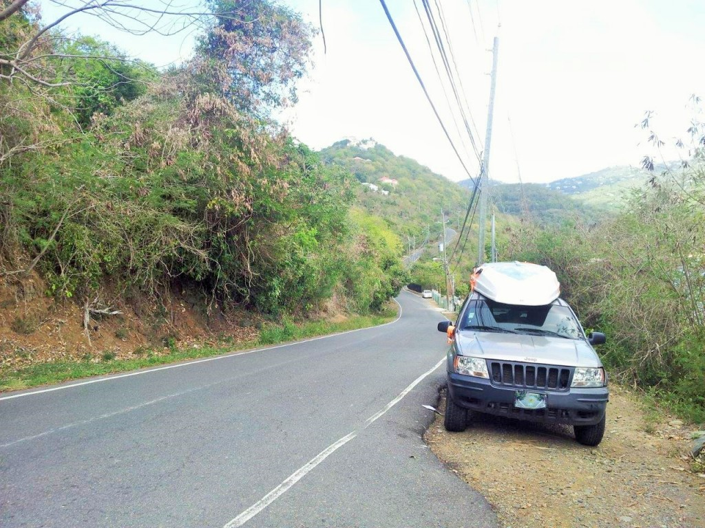 Dominica Rd to Platform Beach